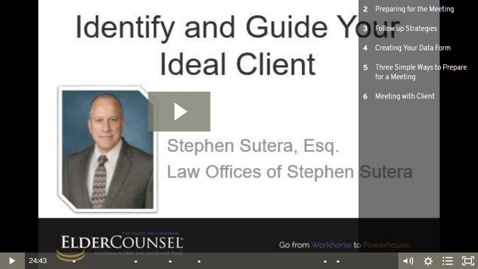 Identify And Guide Your Ideal Client