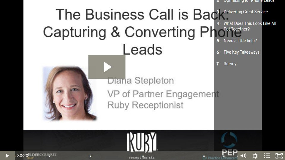 The Business Call Is Back: Capturing & Converting Phone Leads